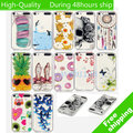 For iPod Touch5 Touch 5 Touch 6 touch6 TPU soft painting styles special phone back cover transparent protect skin shell