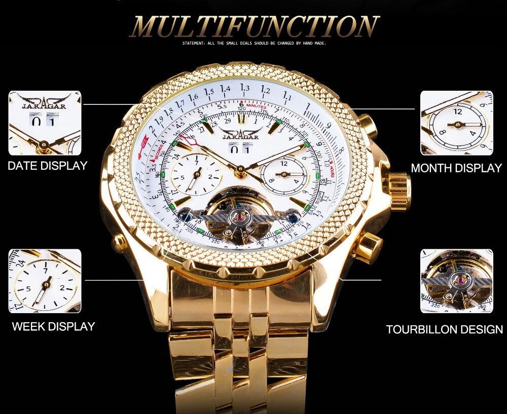 calendário exibição dos homens relógios marca superior