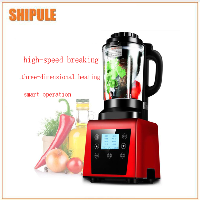 Electric meat grinder cooking machine Home multi functional broken food machine|Meat Grinders|Home Appliances - title=