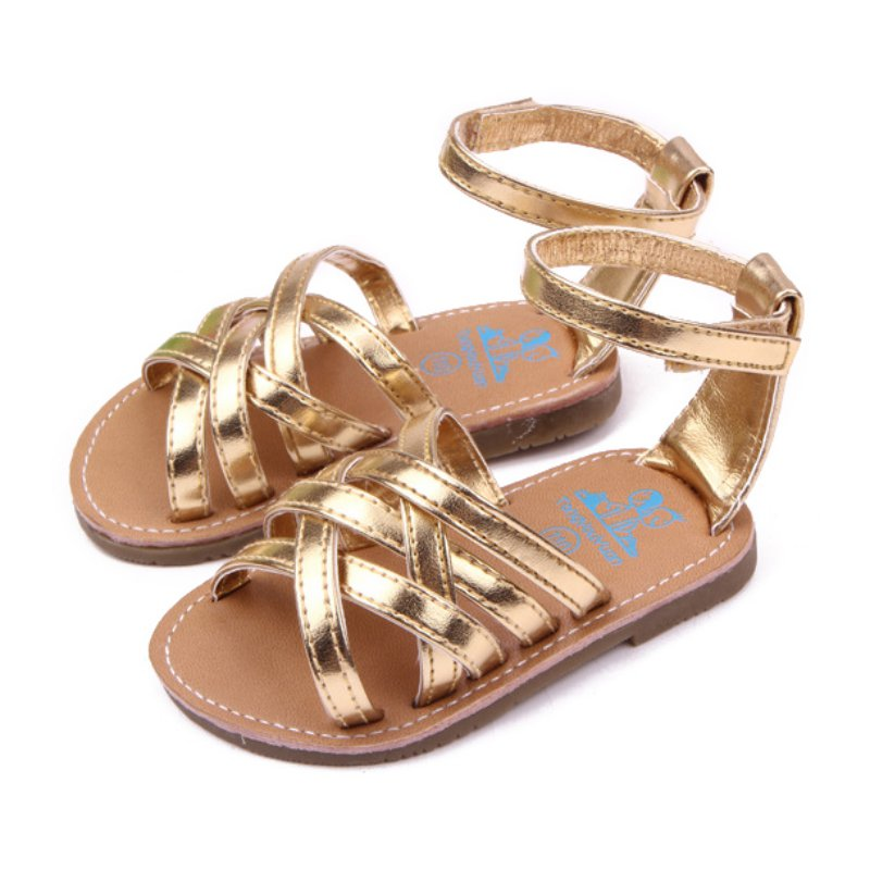 0fdf27db5 الصيف الطفل الفتيات بو المطاط وحيد حذاء الأميرة طفل التزلج الأولى مشوا  الأحذية