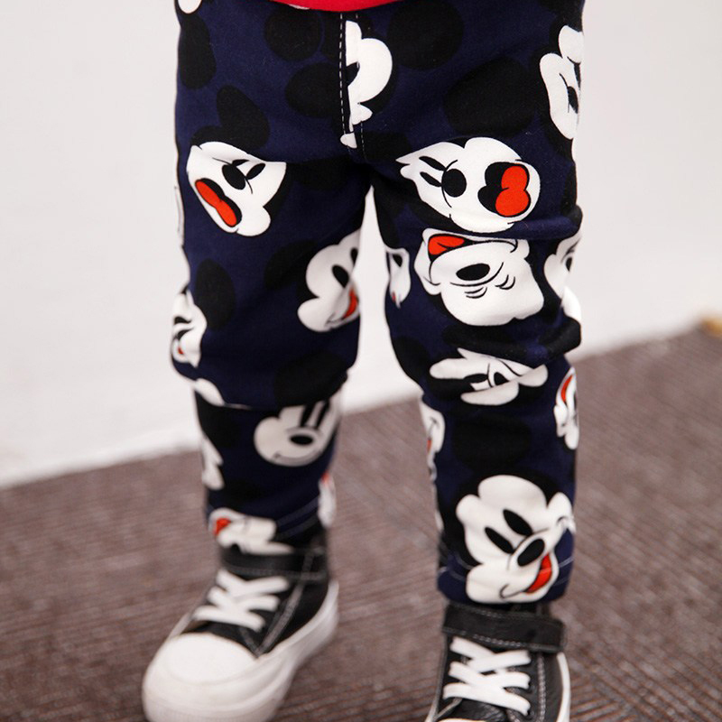 Baby Girls And Baby Boys Leggings In The Fall/winter Boy Pants Thickened Baby Pants On Sale Size 0-3 Years Old New Pants