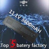 HSW batteria para HP 2710 P 2730 p 2740 P 2760 P batería HSTNN-CB45 HSTNN-OB45 HSTNN-W26C HSTNN-XB43 HSTNN-XB45 HSTNN-XB4X NBP6B17B1