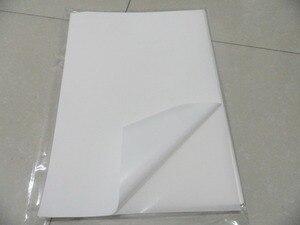 Image 1 - Papel de vinilo blanco para impresora de inyección de tinta, 40 hojas, A4, 210x297mm, resistente al agua, Envío Gratis