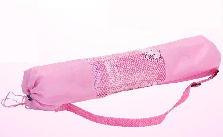 Hello Kitty Yoga Mat 6mm Thickness Pvc Non Slip Mat On