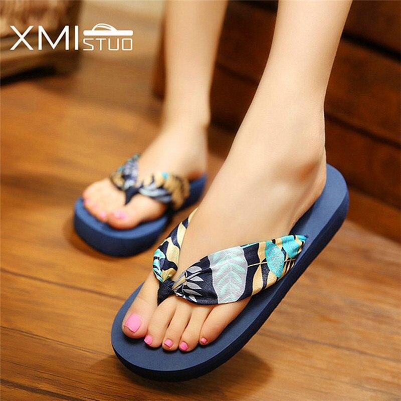 Las sandalias con estilo Sweet Style de XMISTUO se inclinan con un - Zapatos de mujer - foto 4