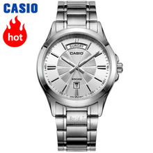 купить Casio watch Fashion business pointer waterproof quartz watch MTP-1381D-7A MTP-1381G-9A MTP-1381L-7A MTP-1381D-1A MTP-1381G-1A по цене 4622.25 рублей