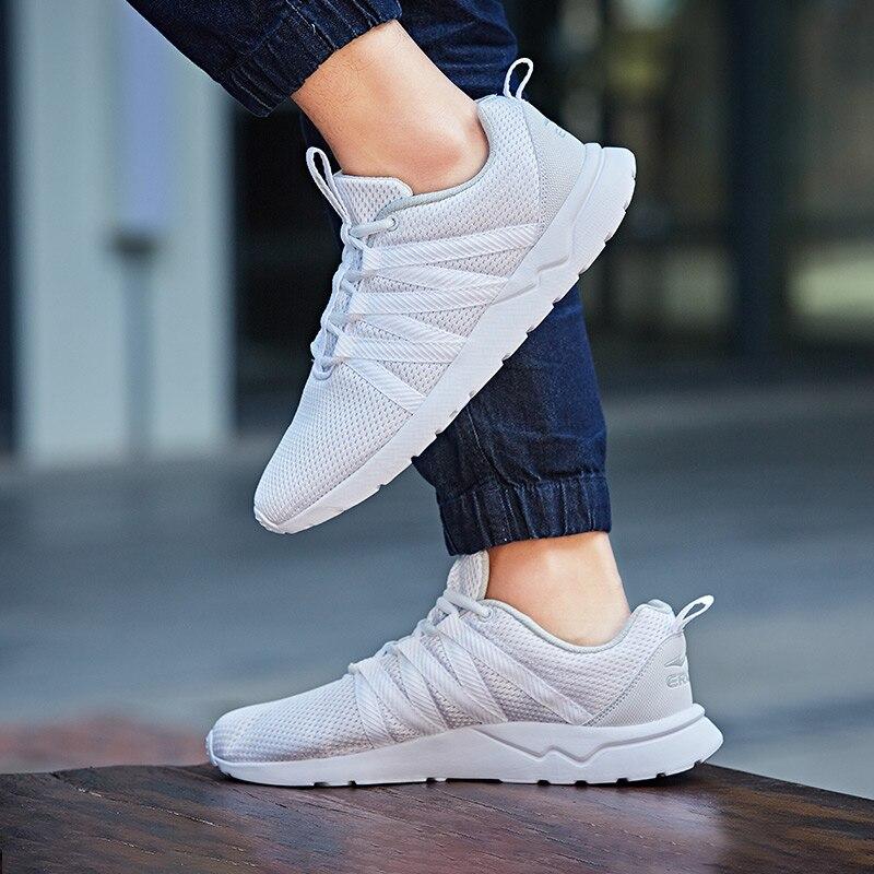 52d57b4f4c030 ERKE gorąca sprzedaż Miejskich walking buty sportowe dla mężczyzn jogging  buty markowe ubrania sportowe producenci 2018 fabryka obuwia w ERKE gorąca  ...