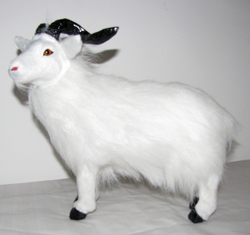 Free Shipping Perfect Goat Figurine For Home Decor Or Gift