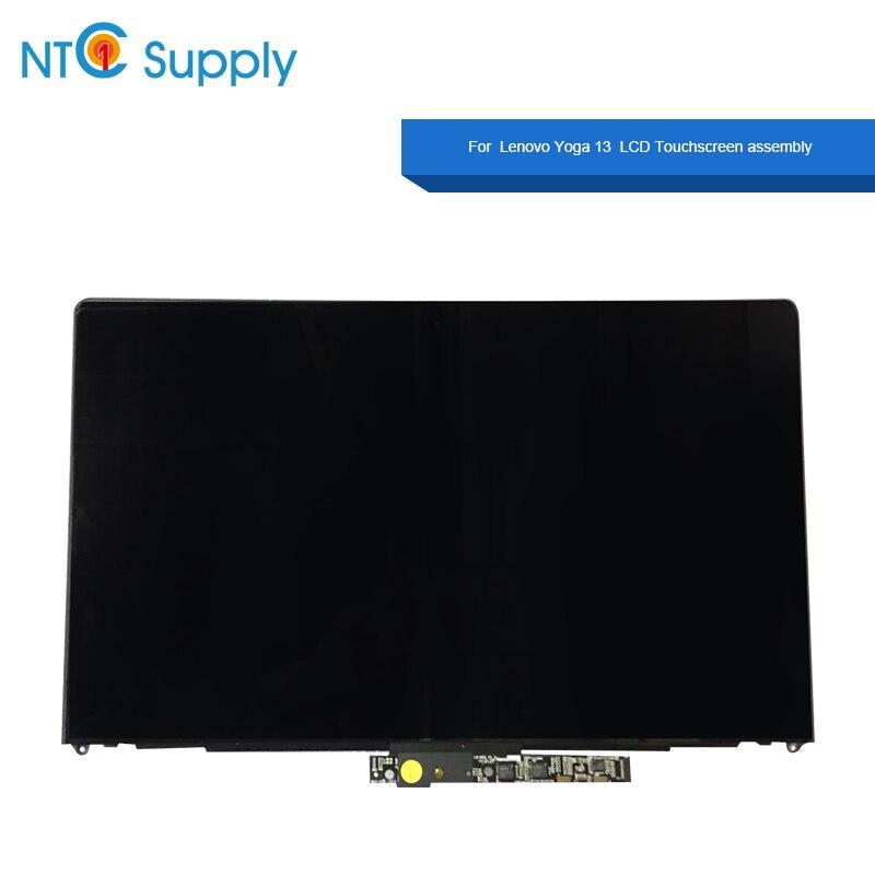 ①  ЖК-экран ноутбука Lenovo Ideapad Yoga 13 LP133WD2 SLB1 PN 0A66676 FRU 04W3519 Оригинальный ЖК-диспле ✔