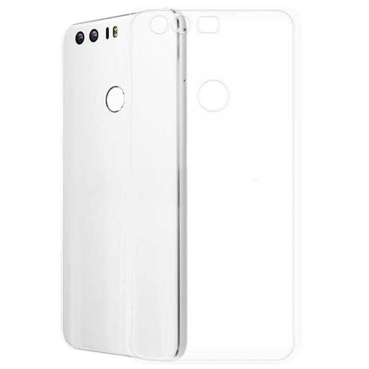 Transparent Silicone Soft Case For Huawei Honor 4A 4X 5X 5A 5C 6 Plus 6X 6A 7C 7A 7X Clear TPU Cover ForHonor 8 9 Lite V8 V9 V10