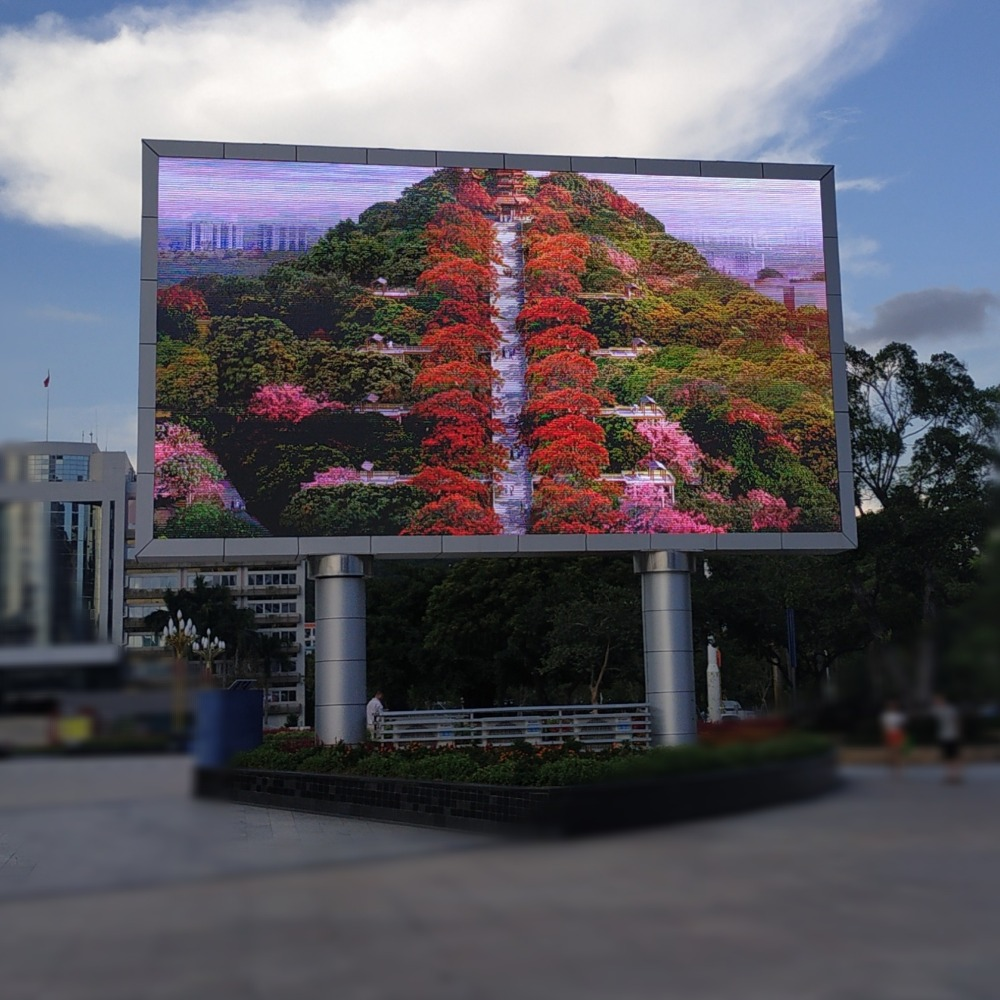 P10mm,P8mm, P6mm P5 RGB  full color outdoor led advertising  billboard screen