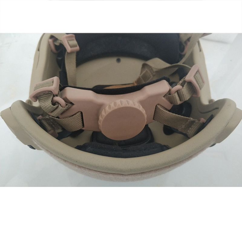 Купить с кэшбэком Bulletproof Helmet Level IIIA 3A Military tactics FAST MH High Cut Bullet proof Aramid Ballistic Helmet Self Defense Black/khaki
