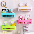 The most practical household items suction bathroom wall receive bathroom rack can also be used for kitchen tools Storage rack