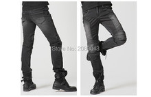 UGLYBROS Motorcycle mesh jeans in summer Motorcycle hockey pants Ride jeans