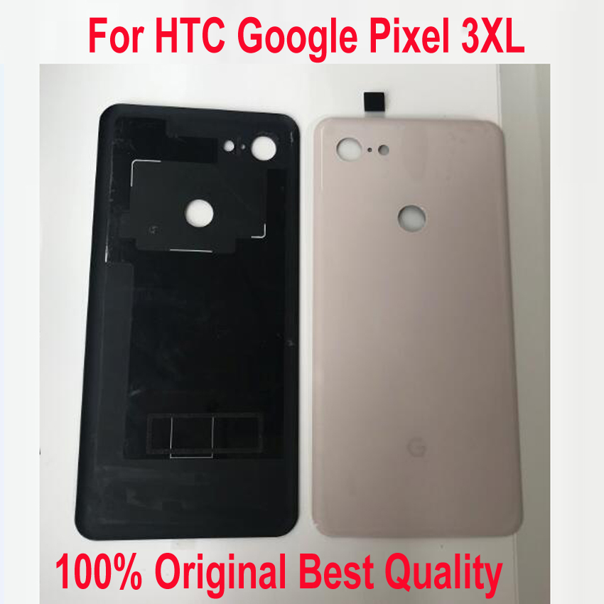 100% Original New Battery Housing Door Back Cover For HTC Google Pixel 3 xl 3XL Mobil Glass Rear Case Parts100% Original New Battery Housing Door Back Cover For HTC Google Pixel 3 xl 3XL Mobil Glass Rear Case Parts