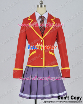 Noucome My Mental Choices Are Completely Interfering With My School Romantic Comedy Cosplay Chocolat Costume H008 image