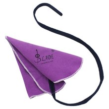 Clarinet Piccolo Flute Sax Saxphone Cleaning Cloth for Inside Tube