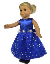 AMERICAN PRINCESS girl doll clothes Fits Girl 18 dolls 1pcs