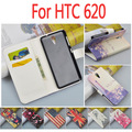 Leather case for HTC Desire 620 620G/ G  / 820 mini  flip cover case housing for HTC620 HTC620G / HTC820 mini phone covers cases