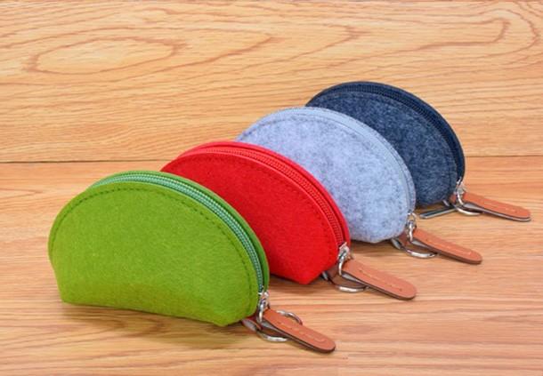 coin purse mini change wool wallets purses women (8)