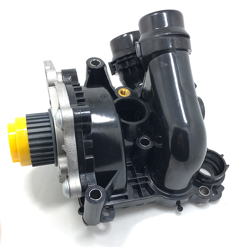 OEM Car Engine 1.8T 2.0T Auxiliary Cooling Water Pump Assembly For Passat CC Tiguan Jetta Golf A4 A3 A6 TT Seat Leon 06H 121 026 tuke oem secondary auxiliary smog air pump for vw jetta golf passat b5 bora beetle a4 a6 a8 1 8t 2 8 3 0 06a 959 253 b