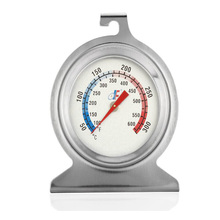 цена на Stainless steel barbecue smoking pit grill bimetal thermometer thermometer and dual gauge 300 degree cooking tools