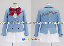 Zettai Karen Children  School Girl Cosplay Costume H008