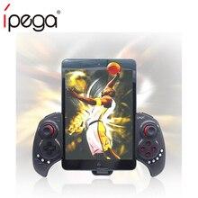 В наличии IPEGA PG-9023 PG 9023 Беспроводной геймпад Bluetooth Телескопический контроллер для Android/iOS игровой фиксатор джойстик