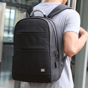 Image 5 - Mark Ryden New Arrivals Usb Recharging Anti thief Backpack Waterproof Two Size Fashion Portable Bag Male