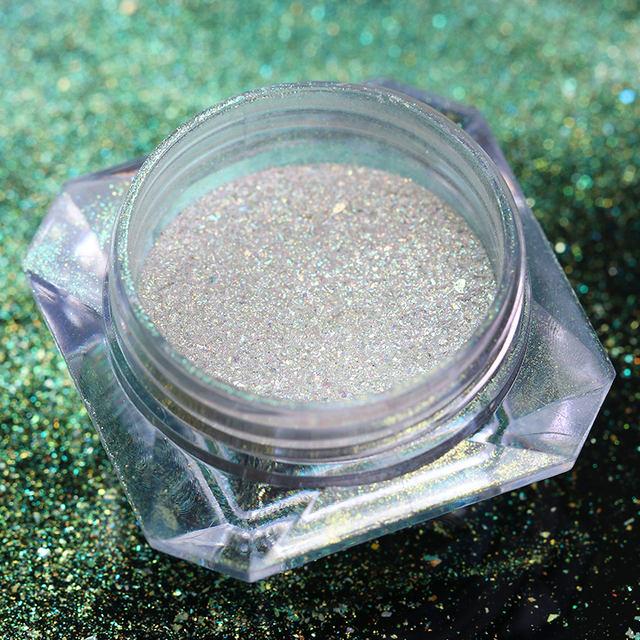 0.2g/0.5g/Box Chameleon Nail Glitter