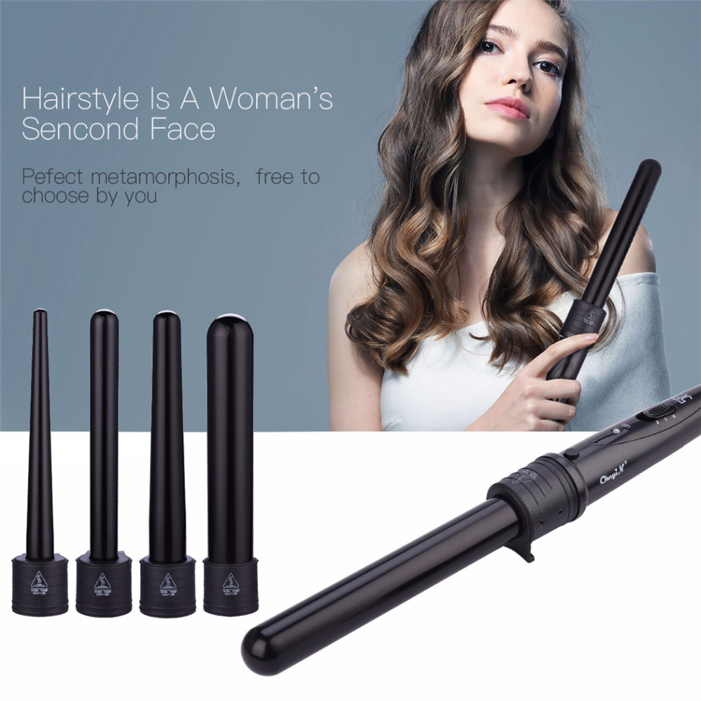 5 in 1 Hair Curler Roller Professional Hair
