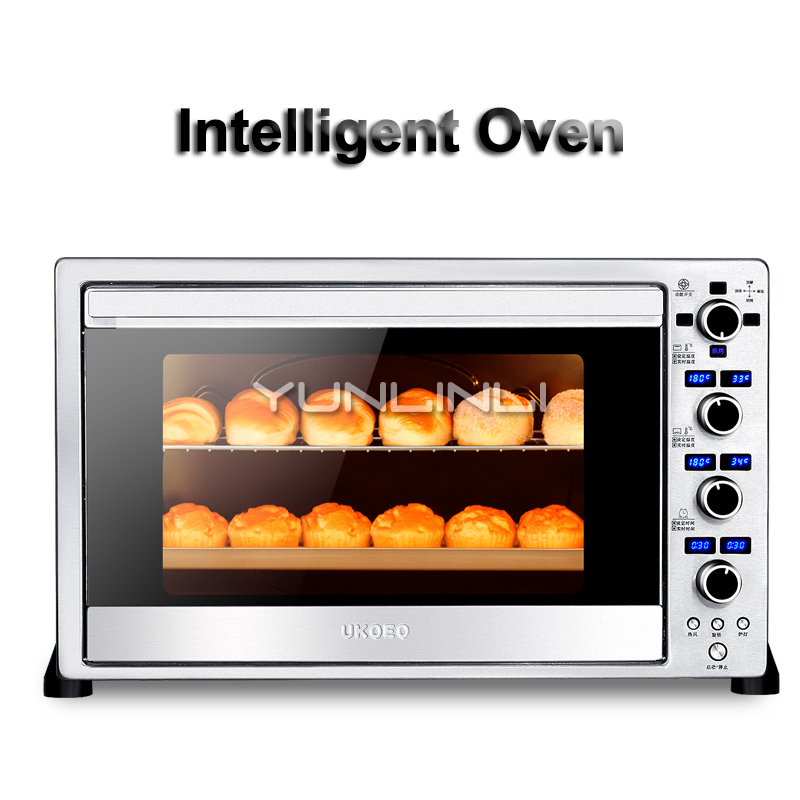 85L Commercial Electric Oven Intelligent Electric Baking Machine Multifunctional Electric Baker E8500