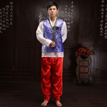 Korean Hanbok Man Traditional Clothing National Costumes Male traditional clothing costume wedding male Ethnic