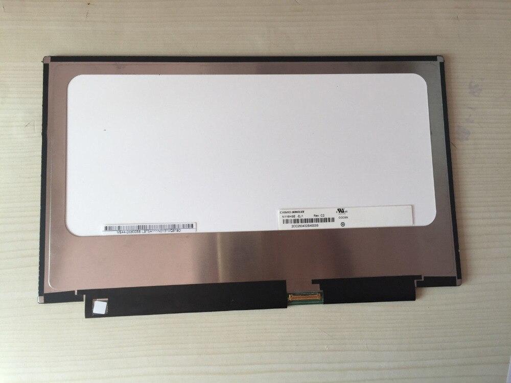 """IPS eDP 30 PIN FHD 11.6 """"N116HSE EB1 fit N116HSE EA1 REV. c1 N116HSE EJ1 แล็ปท็อป Matrix LCD LCD IPS 11.6-ใน หน้าจอ LCD ของแล็ปท็อป จาก คอมพิวเตอร์และออฟฟิศ บน AliExpress - 11.11_สิบเอ็ด สิบเอ็ดวันคนโสด 1"""