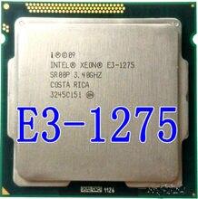 Процессор Intel Xeon Φ E3 1275 e3 1275 четырехъядерный процессор LGA1155 процессор для настольного компьютера рабочий процессор