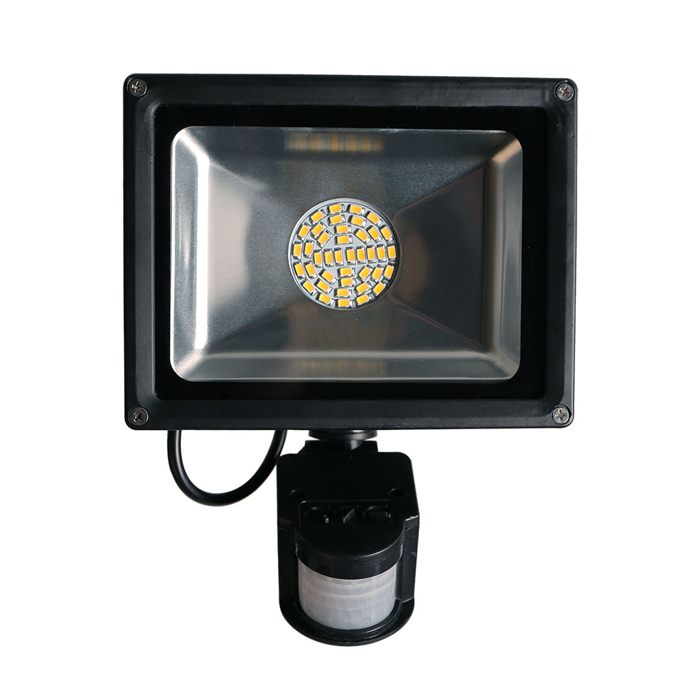 High Quality 30W Outdoor Park Wall Spotlights Lights Aluminium IP65 Waterproof Led Lamps Home Courtyard
