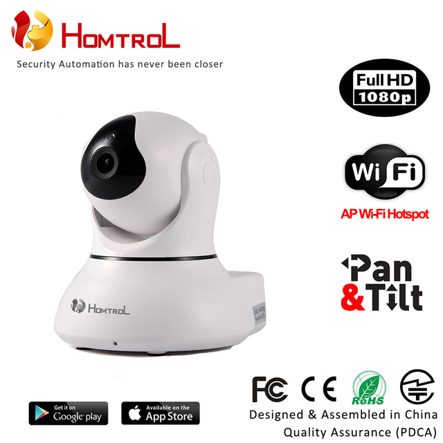 US $88 0 |Smart Home Baby Monitor 1080P Resolution with Motion Detection  Sensitivity Adjustment and Wi Fi AP Hotspot features IP Camera-in