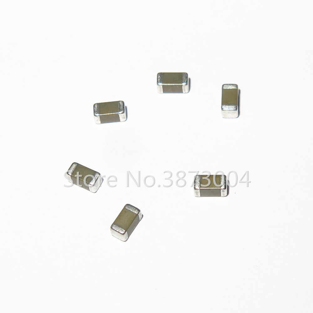 5 x condensateur CMS 1206 50V 27pF                                         CZ27P