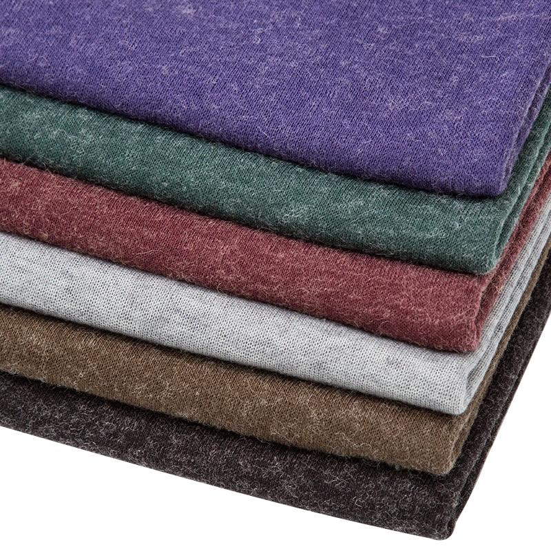 Высокое качество вискозная шерсть ткань для рубашек и шарф ...