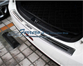 Free shipping car styling for 2010-2015 Mitsubishi ASX Stainless Steel back rear trunk Sill Scuff Plate Protection pedal