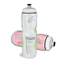 590ml/710ml Flexible Bicycle Water Bottle Double Insulated Kettle Plastic Outdoor Indoor Sport Cycling Camping Climbing Bottles