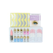 Big Size Eyelash Perm Kit Professional Kit Mini Eyelashes Growth Serum Glue Products
