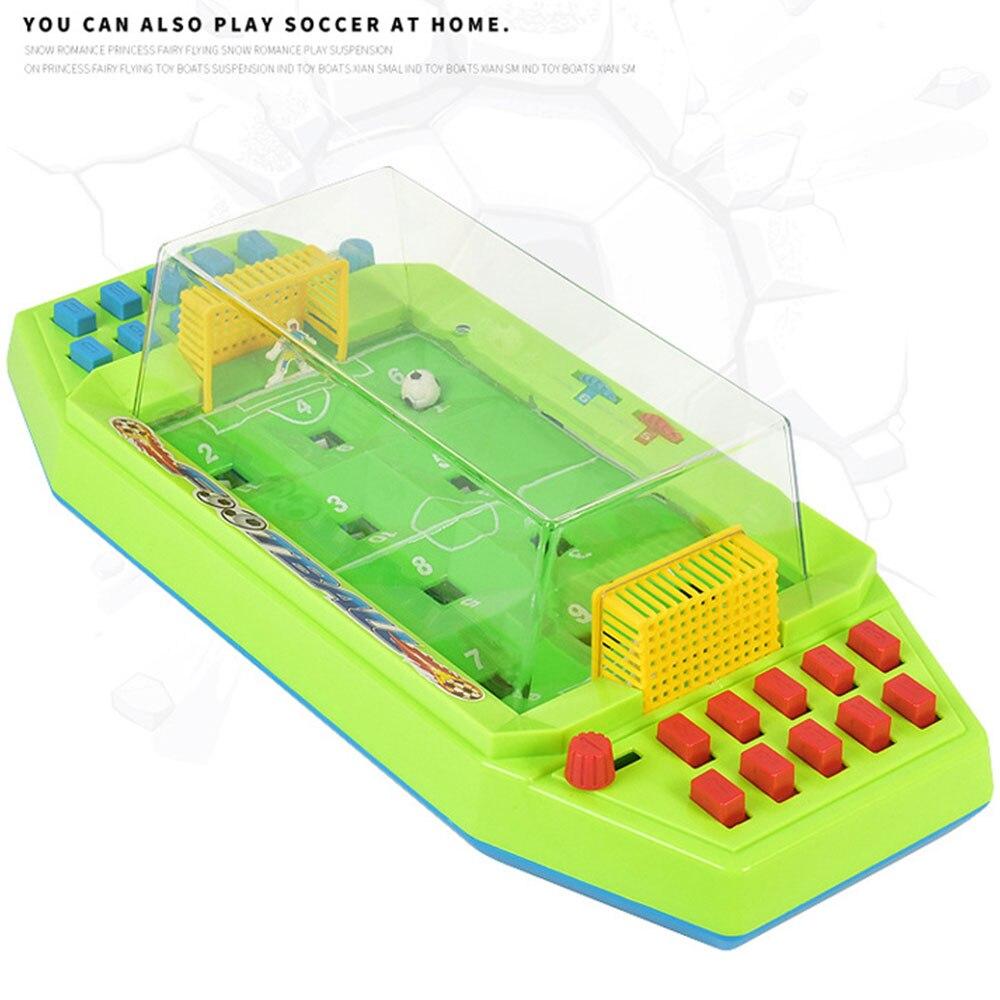 Peradix Настольный Футбол Игры мини настольный цвета мини дети украсить игра в помещении