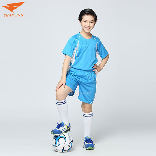 Survetement camisetas de fútbol 2016 2017 camisetas de Fútbol Conjunto de Jóvenes  Niños Uniformes Del Balompié acf6296a5fd09