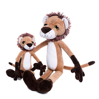 Peluş Simülasyon Dolması Aslan Oyuncaklar Sevimli Hayvan Aslanlar Bebekler Noel Hediyeleri Çocuklar Kız Erkek Koleksiyonu Ev Dekorasyon için 23
