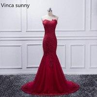 Real Photo Luxurious Croset Bodice Lace Top Quality Burgundy Mermaid Wedding Dresses 2017 Lace Gray Wedding