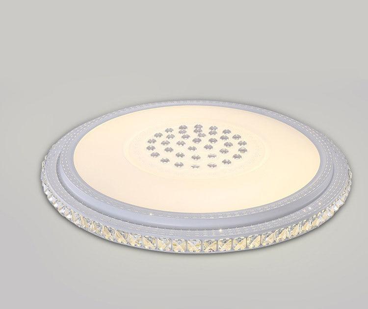 Luxus Moderne Kristall Kronleuchter Unterputz Kristall leuchte für - Innenbeleuchtung - Foto 4