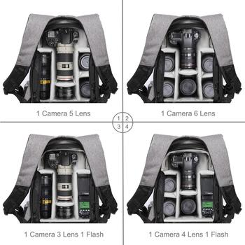 Professional Photographic Solar Backpack  3