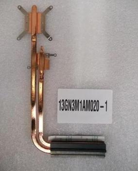 Original For asus laptop heatsink cooling fan cpu cooler K52JV CPU heatsink