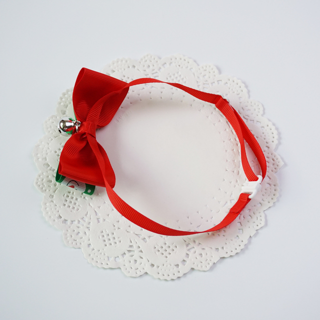 Christmas Bowtie With Bell 10